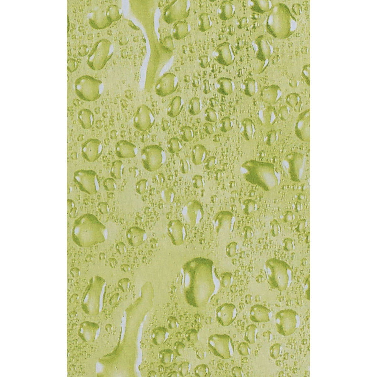 Zasłonka Prysznicowa Materiałowa 180x200cm Water Zielona 627 82 Duschy